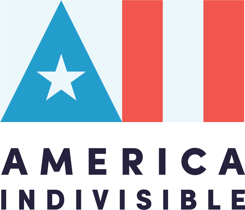 America Indivisible logo