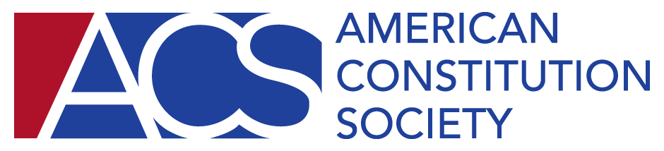 American Constitution Society logo