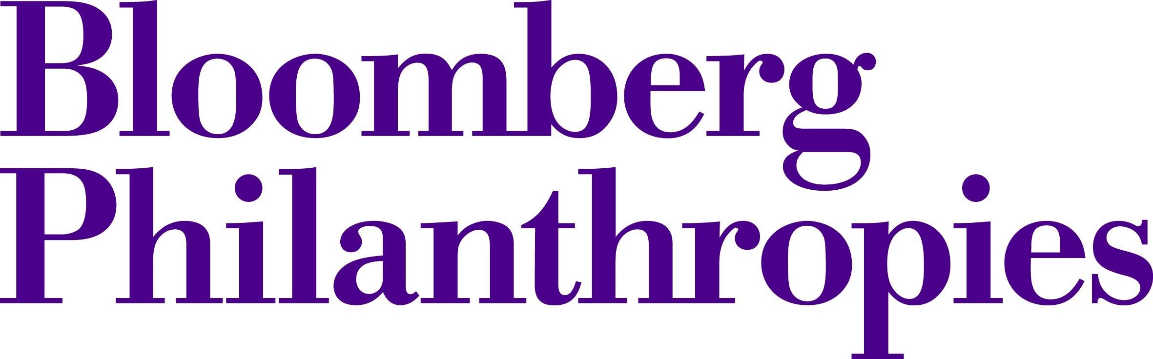Bloomberg Philanthropies Logo