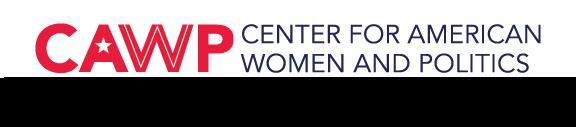 Center for American Women and Politics logo