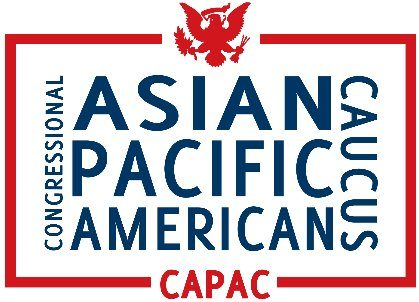 Congressional Asian Pacific American Caucus logo