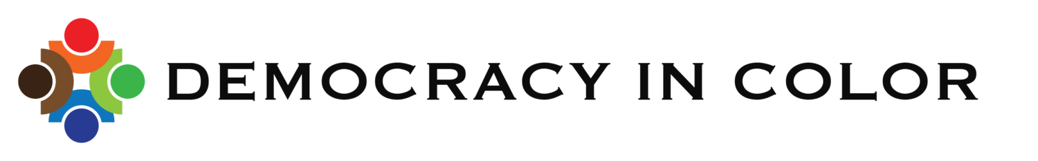 Democracy in Color logo
