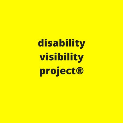 Disability Visibility Project logo