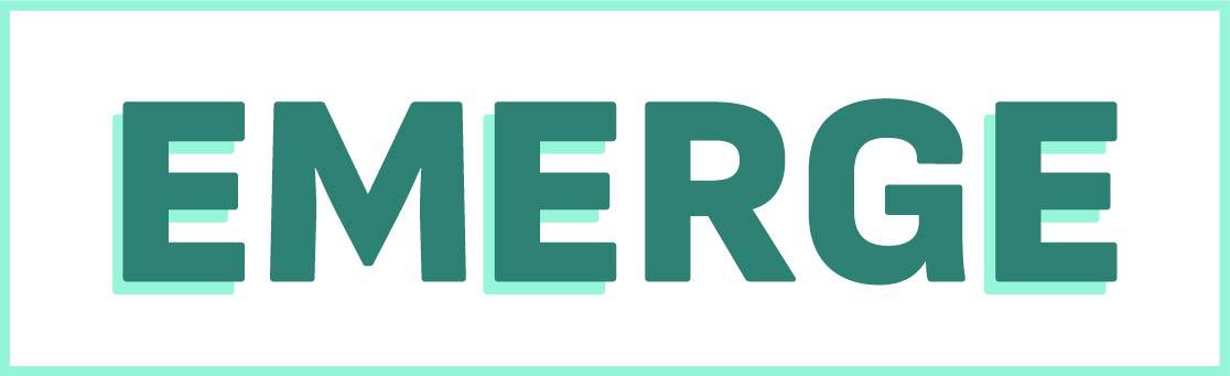 Emerge America logo