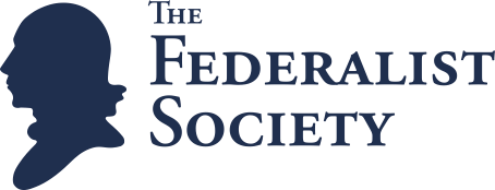 The Federalist Society logo
