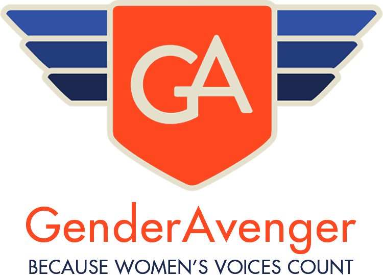 Gender Avenger logo