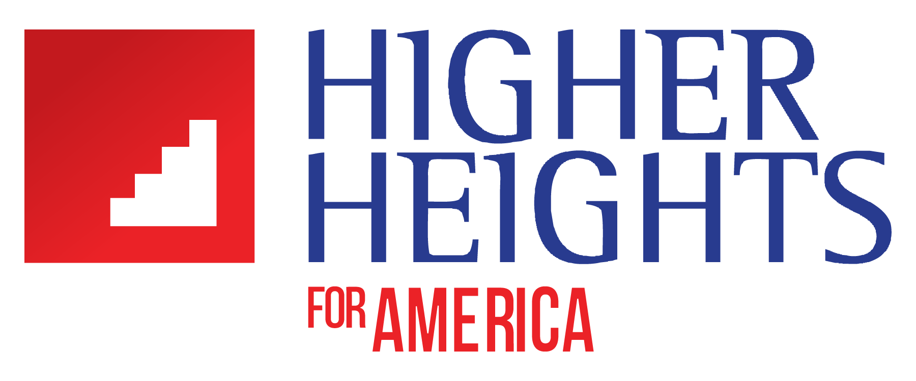 Higher Heights for America Logo