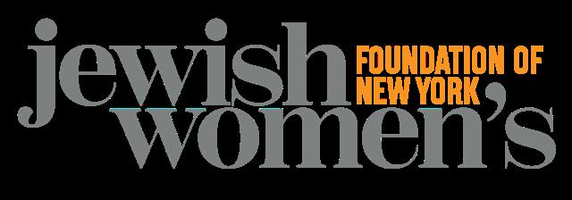 Jewish Women's Foundation of New York logo