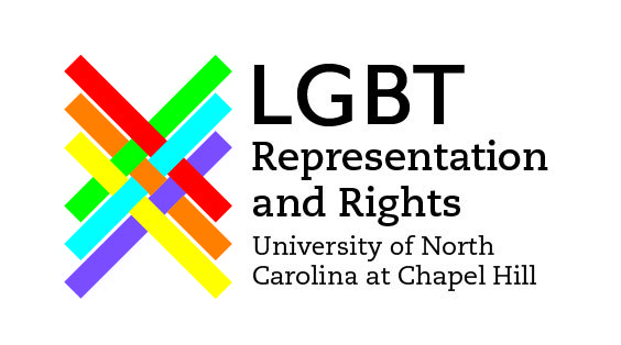LGBTQ Representation and Rights Research Initiative at the University of North Carolina logo