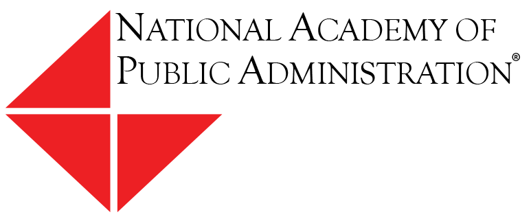 National Academy of Public Administration logo