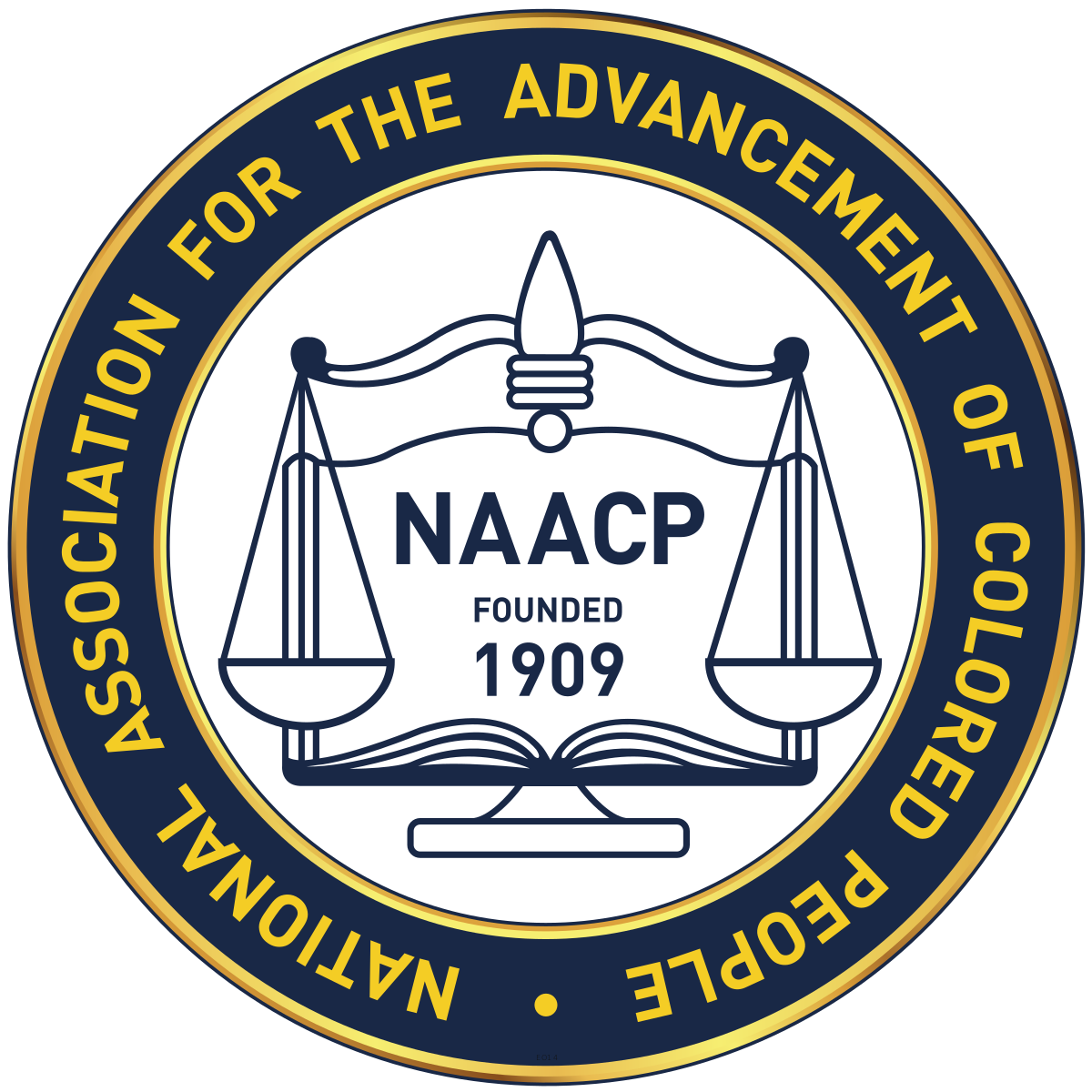 National Association for the Advancement of Colored People logo