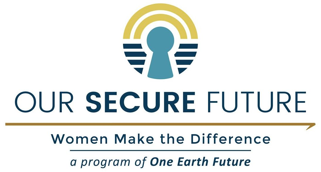 Our Secure Future logo