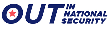 Out In National Security logo