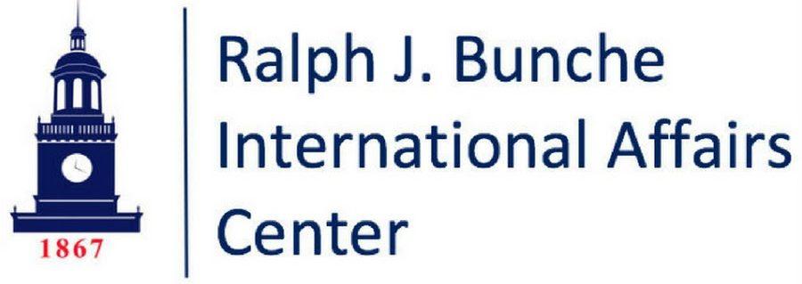 Ralph J. Bunche International Affairs Center logo