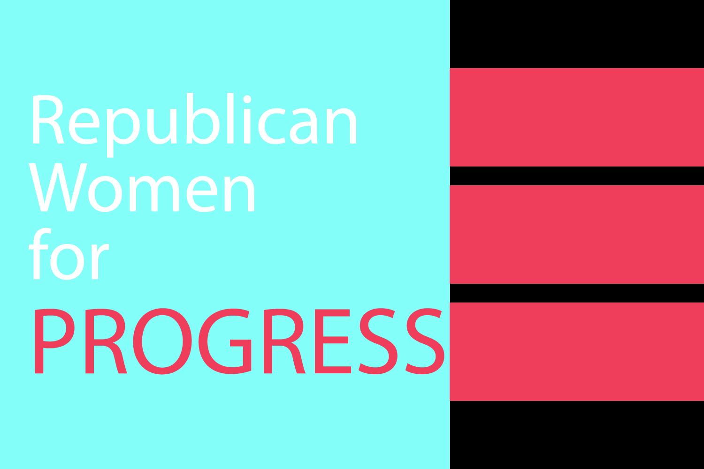 Republican Women for Progress logo