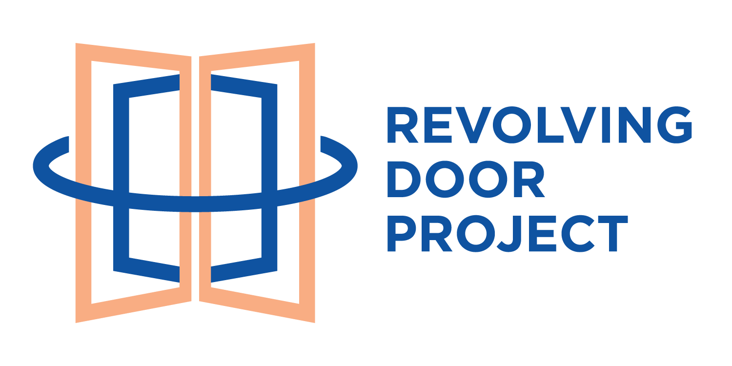 The Revolving Door Project logo