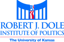 Robert J. Dole Institute of Politics logo