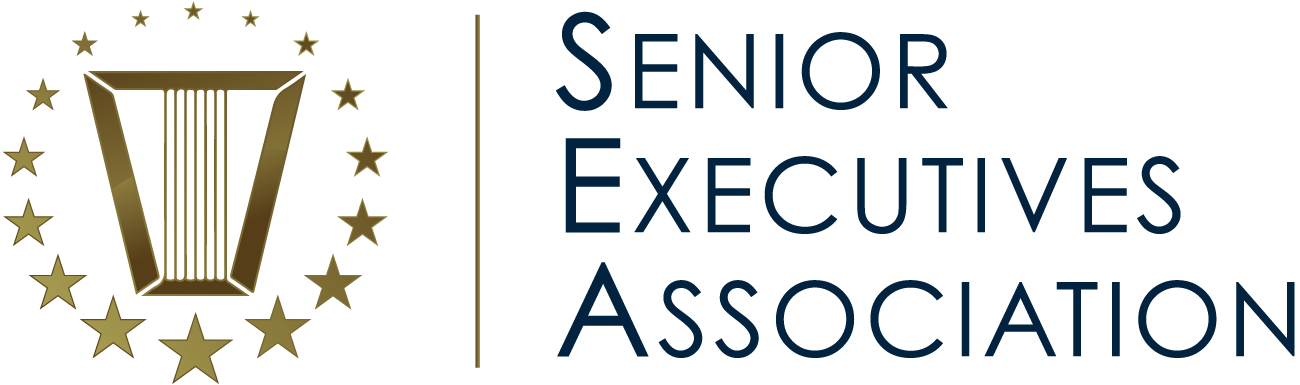 Senior Executives Association logo