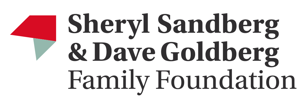 Sheryl Sandberg & Dave Goldberg Family Foundation logo