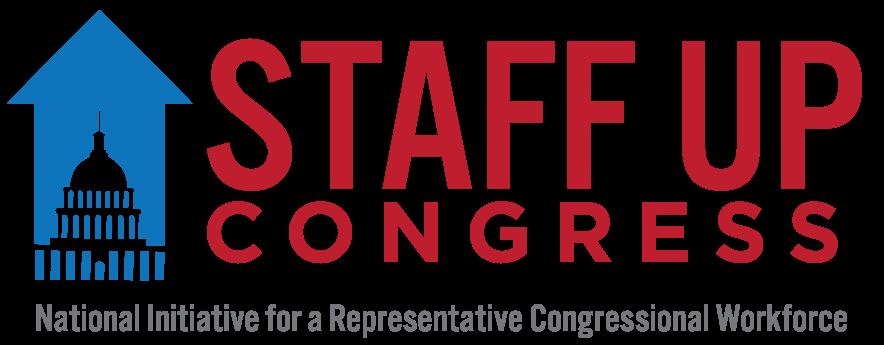 Staff Up Congress logo