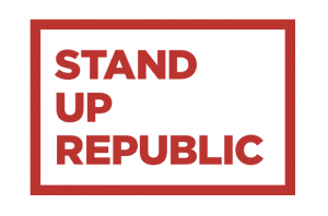Stand Up Republic logo