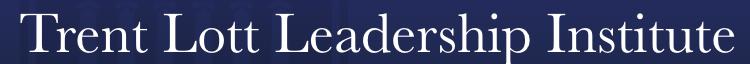 Trent Lott Leadership Institute logo