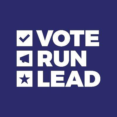 Vote Run Lead logo