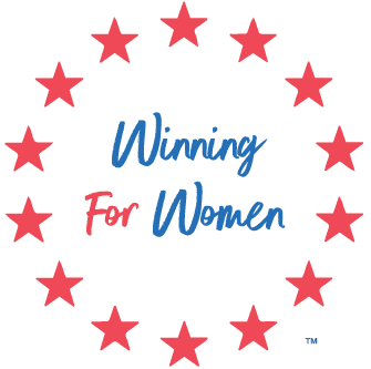Winning for Women logo