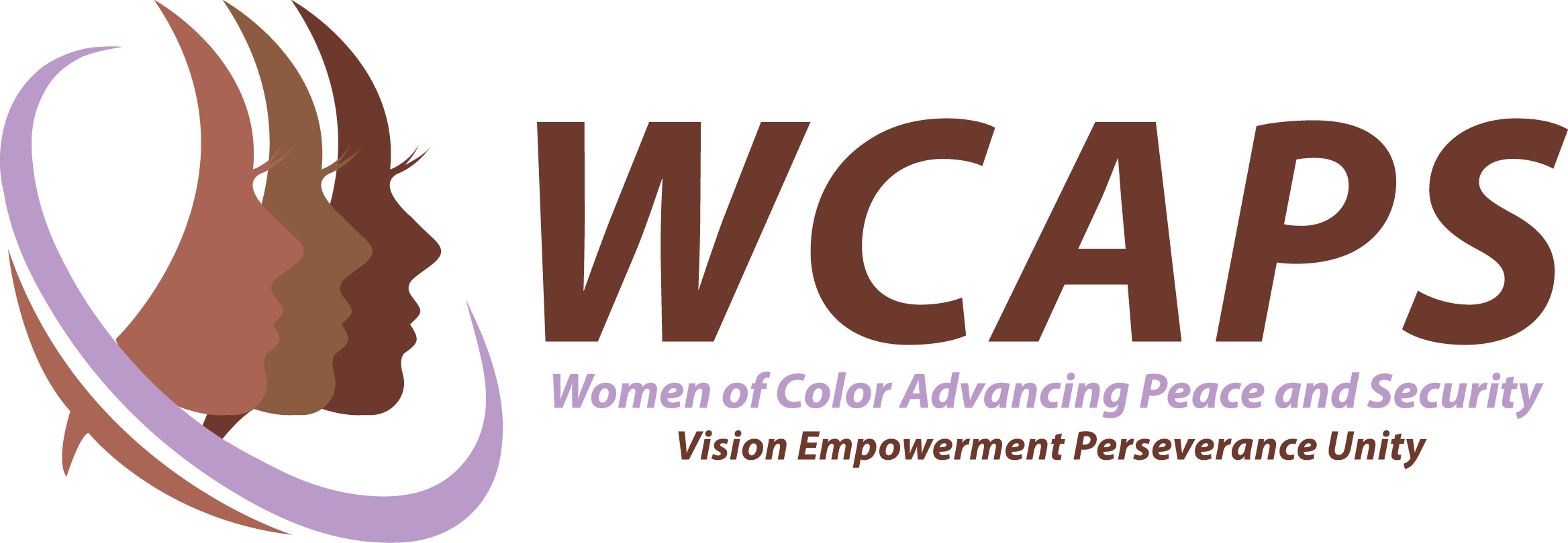 Women of Color Advancing Peace and Security logo