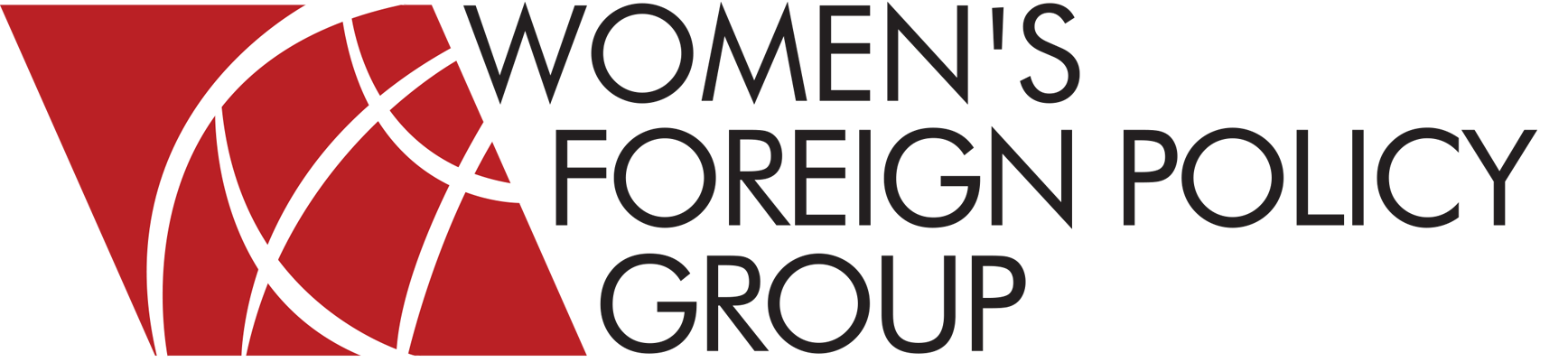 Women's Foreign Policy Group logo