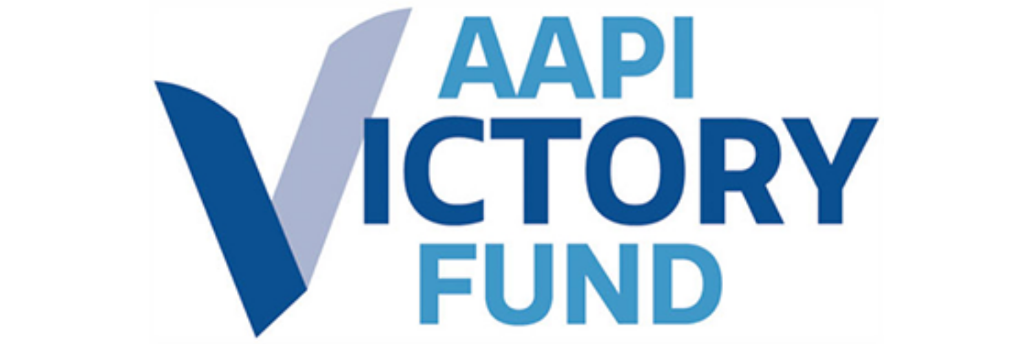 AAPI - Victory Fund Logo