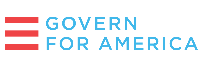 Govern for America Logo