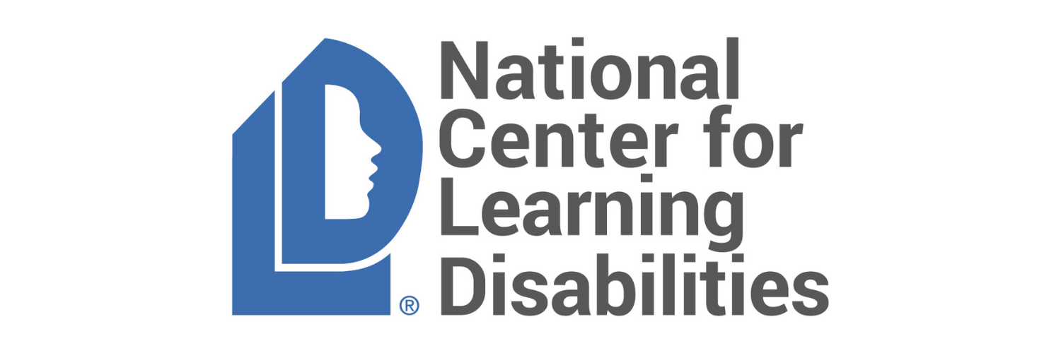 National Center for Learning Disabilities Logo