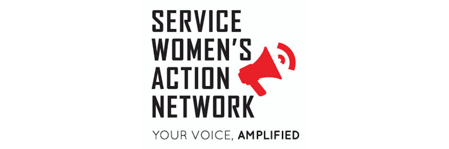 Service Women's Action Network Logo
