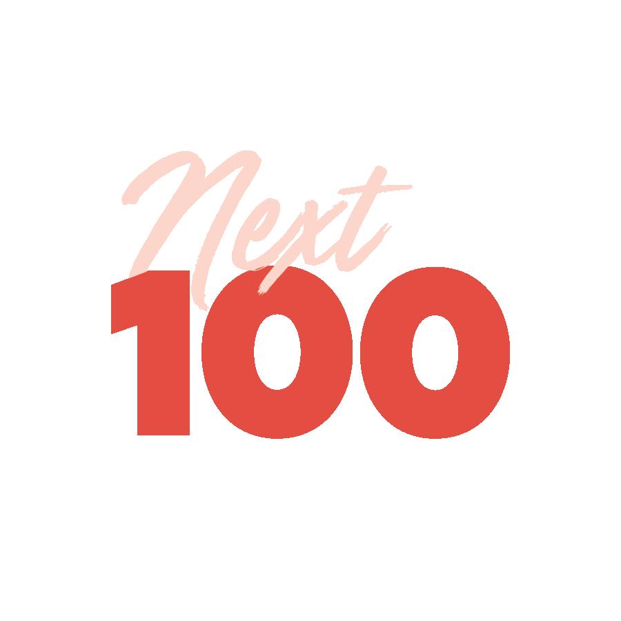 The Next 100 Logo